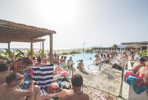 Chiringuito Beach Club Tarifa